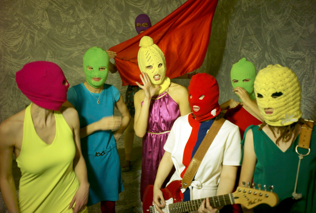 Pussy Riot: Punk Rock Protest